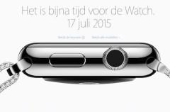 El Apple Watch llegará a Holanda, Suecia y Tailandia el próximo 17 de julio