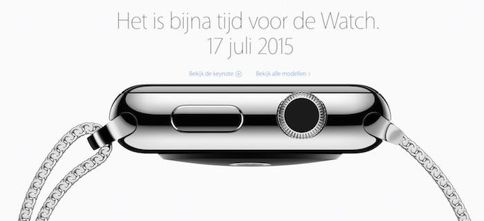 AppleWatchNL