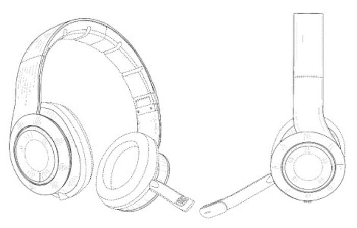BeatsHeadSetPatent