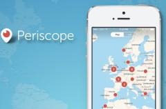 Periscope para iOS se actualiza