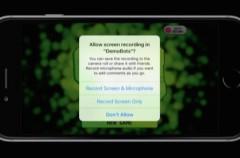 Prepárate para compartir videos de las partidas a tus juegos favoritos con iOS 9