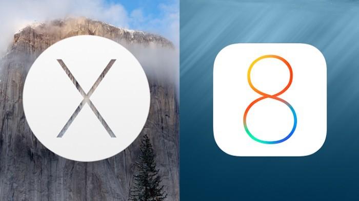 Yosemite-iOS-8