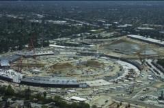 Un video que permite echar un vistazo al progreso del nuevo Campus de Apple en Cupertino