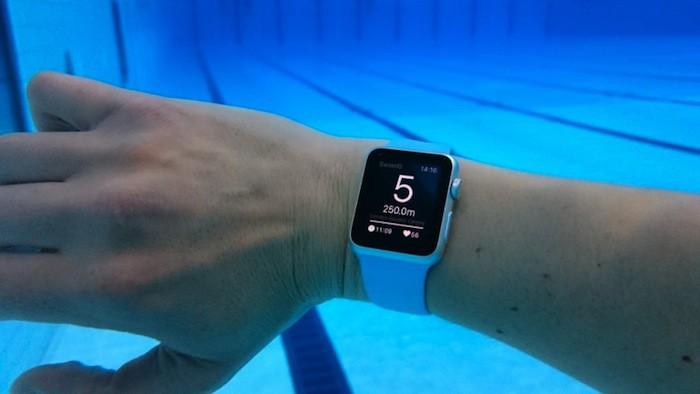 App swimming