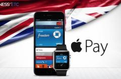 Todo a punto para la llegada de Apple Pay a Reino Unido