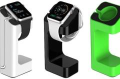 "En breve tendremos bases de carga ""Made for Apple Watch"""