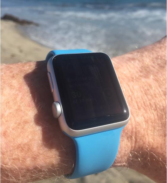 Apple Watch agua_2