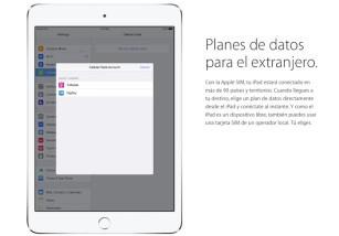 Apple SIM ya disponible en España, a tiempo para sacarle partido este verano