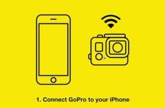 Meerkat permitirá hacer streaming desde una GoPro conectada al iPhone