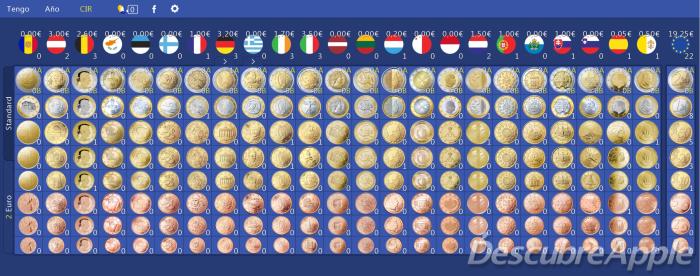 Euro Coin Collection