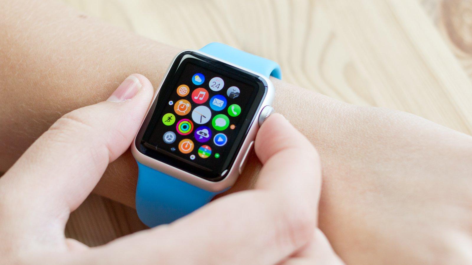 WatchOS 2 Apple Watch