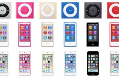 Sí, el iPod está más vivo que nunca y estos son sus nuevos colores