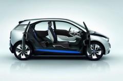 Apple negocia con BMW y habría mostrado su interés por el chasis de fibra de carbono del i3