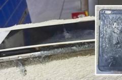 iPhone 6 Plus explota mientras su dueña dormía (usó el cargador del iPad), ¡vaya susto!