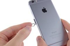 Apple sigue con la idea de acabar definitivamente con las tarjetas SIM en el iPhone