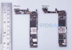 Salen a la luz nuevos detalles del futuro iPhone 6s: 16Gb de base, mejoras internas y más