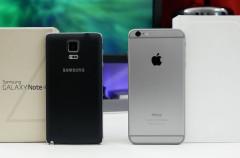 Samsung planea adelantar el lanzamiento del Galaxy Note 5 para hacer frente al iPhone 6s Plus