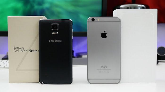 iPhoneVSGalaxy