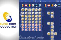 Euro Coin Collection, una aplicación para amantes de la numismática