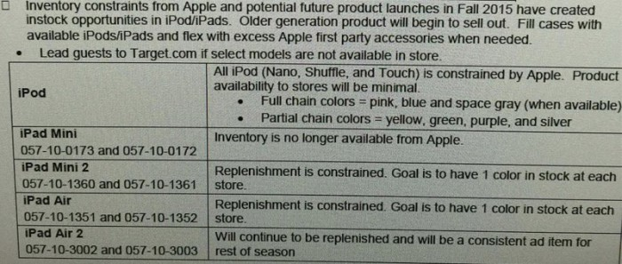 stock iPod