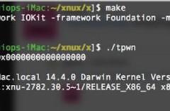 Detecta fallo de seguridad en OS X 10.10.5 Yosemite y lo comparte públicamente