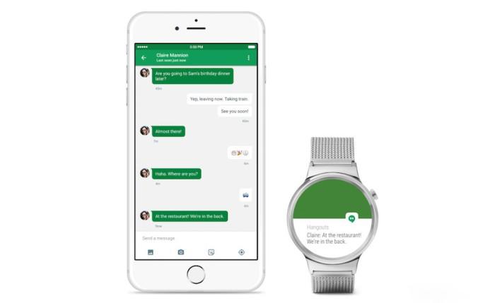 Los smartwatches con Android Wear ya pueden usarse oficialmente con un iPhone