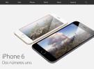 Apple rediseña su web eliminado la Store del menú principal