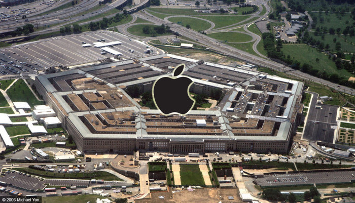 Apple-Pentagon