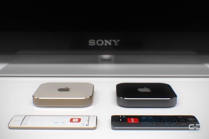 Apple TV juegos