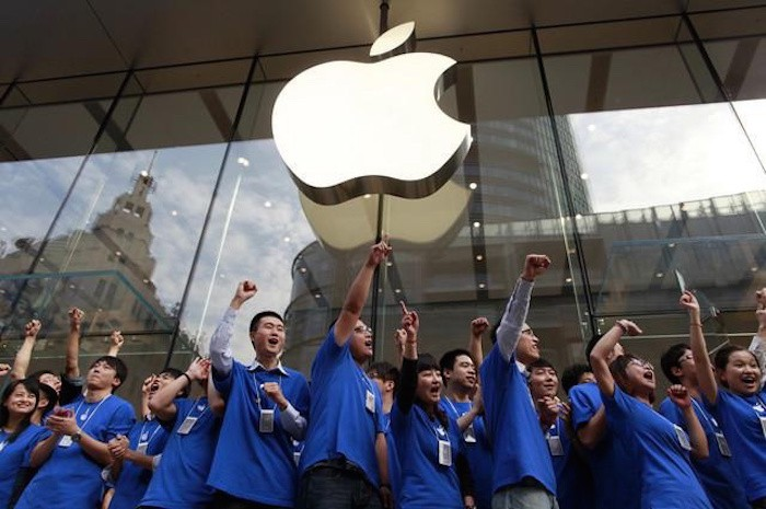 Xiaomi y Huawei relegan a Apple a la tercera plaza en cuota de mercado en China