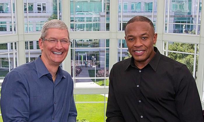Apple publica un mensaje de apoyo a Dr. Dre ante sus presuntos abusos