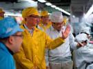 Trabajador de Foxconn se suicida