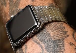 Olvida el Apple Watch Edition... este es aún más exclusivo y deslumbrante