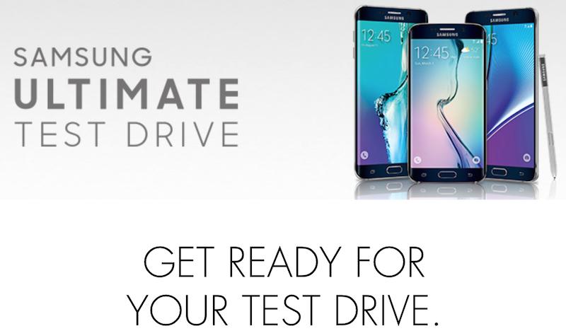 Samsung tienta a los usuarios del iPhone con un programa de prueba de sus terminales