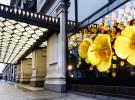Apple adelanta la primavera en Londres para publicitar el Apple Watch