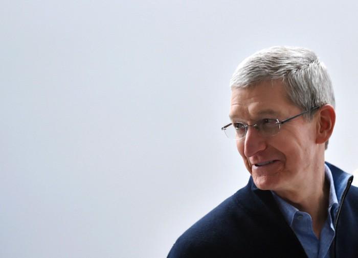Apple se gasta 700.000 dólares al año en la seguridad de Tim Cook