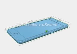 Parece confirmarse un nuevo iPhone más grueso que los actuales, pero con el mismo problema