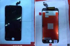 Esta pantalla totalmente montada del próximo iPhone muestra la implementación de Force Touch