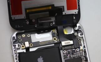 Este vídeo muestra un iPhone 6S funcionando parcialmente, y algunos de sus componentes