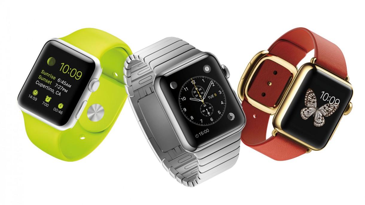 Apple habría vendido más de tres millones y medio de Apple Watch en este último trimestre