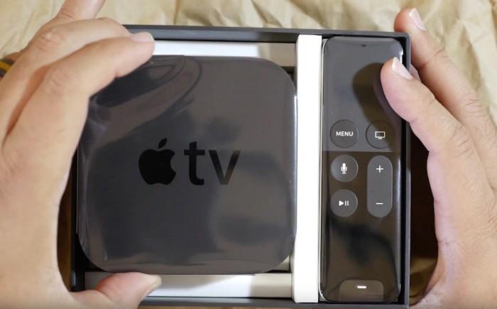AppleTVUnboxing