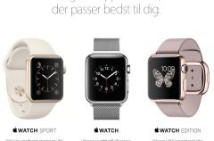 El Apple Watch llegará a Austria, Dinamarca e Irlanda este próximo 25 de septiembre