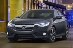 El nuevo Honda Civic Sedan 2016 también viene con CarPlay
