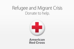 Apple facilita las donaciones para apoyar a los refugiados a través de iTunes
