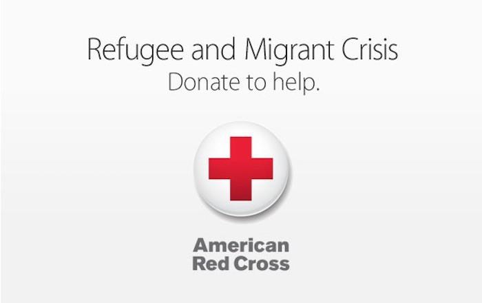 Cruz Roja Americana emigrantes
