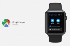 Google Maps para iOS se actualiza ofreciendo ahora soporte para el Apple Watch