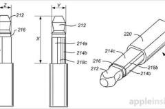 Apple patenta un conector similar al jack que posibilita dispositivos más delgados