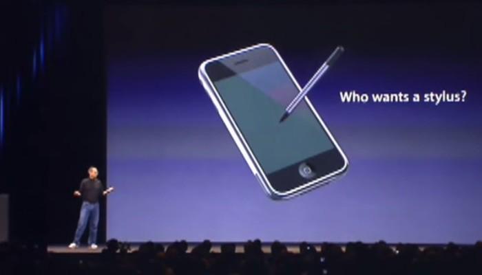 Steve-Jobos-stylus