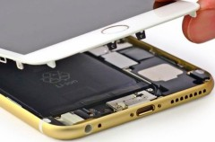 Los nuevos iPhone tienen baterías más pequeñas que las de la generación anterior
