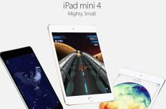 El rendimiento del procesador A8 del iPad mini 4 es mayor que el del iPhone 6 y 6 Plus